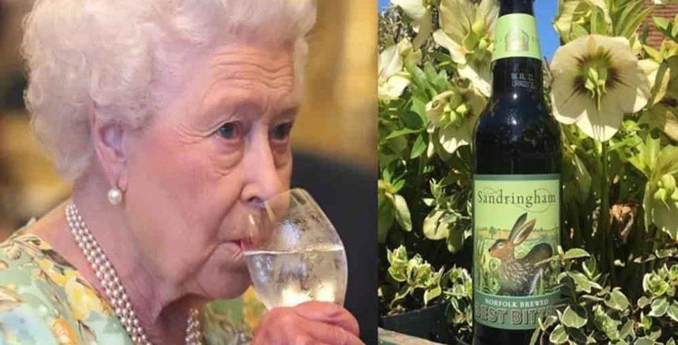 La Reina Isabel lanza su propia marca de cerveza
