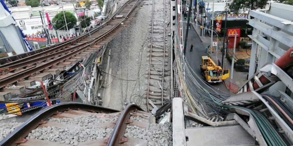 Señalan malos tratos para hospitalizados del colapso de la línea 12 del Metro