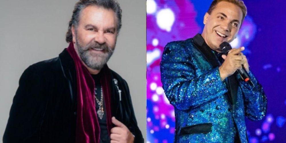 Mijares y Cristian Castro preparan gira presencial en EU