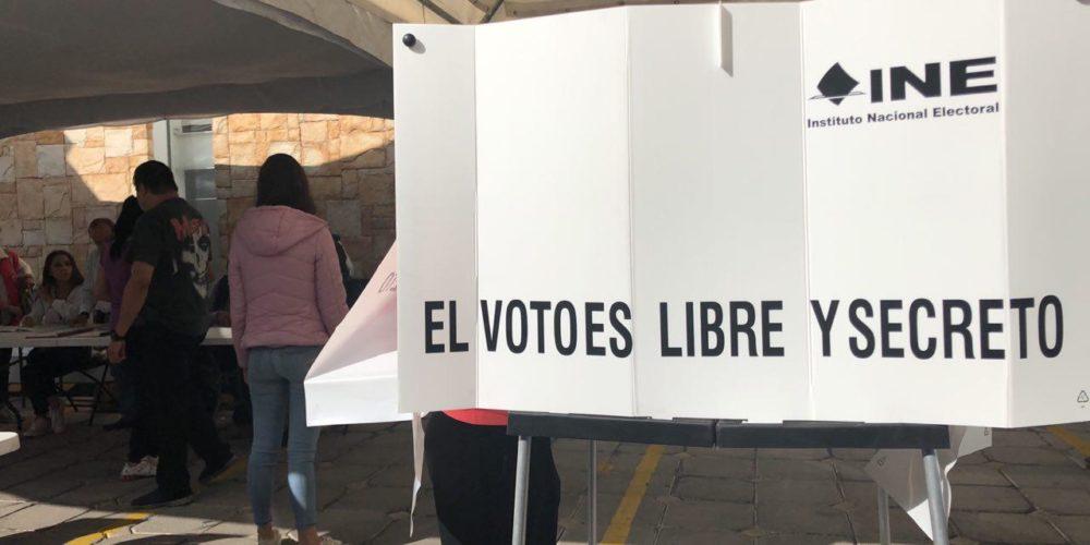 No se perciben brotes de violencia por elecciones en Aguascalientes