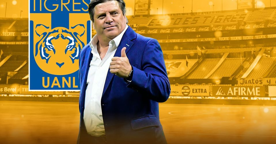 Anuncian a Miguel Herrera como DT de Tigres