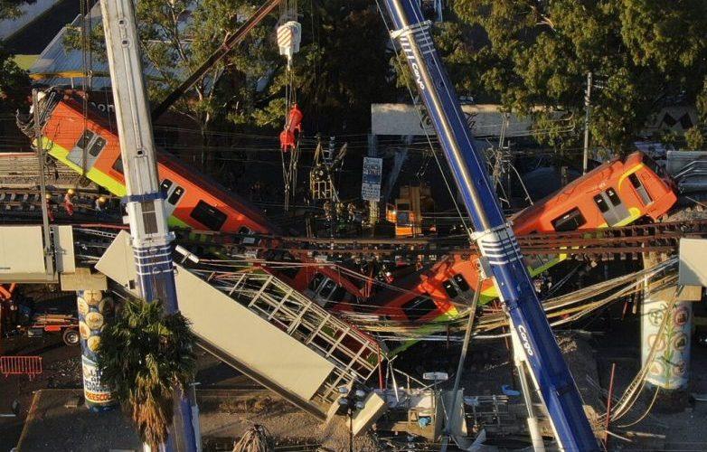 Morena bloquea acceso a la información para conocer investigación sobre accidente de la L12 del Metro