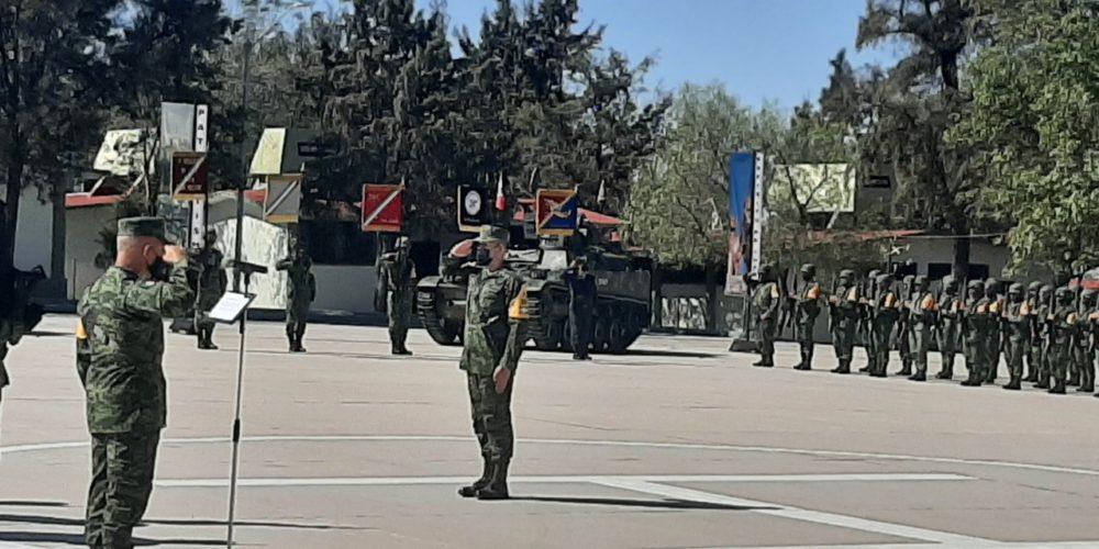 Experto en temas de narcotráfico llega de general a la zona militar de Aguascalientes