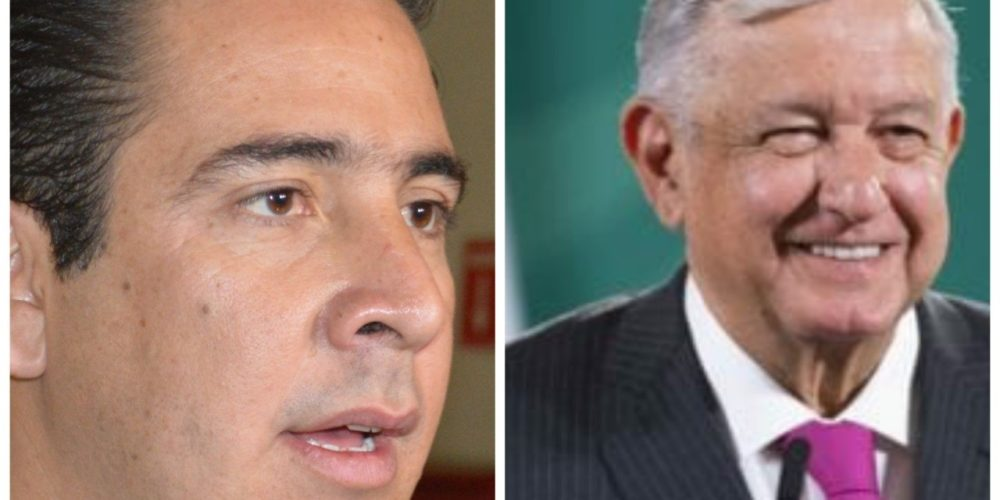 Tacha Báez a AMLO de delincuente electoral