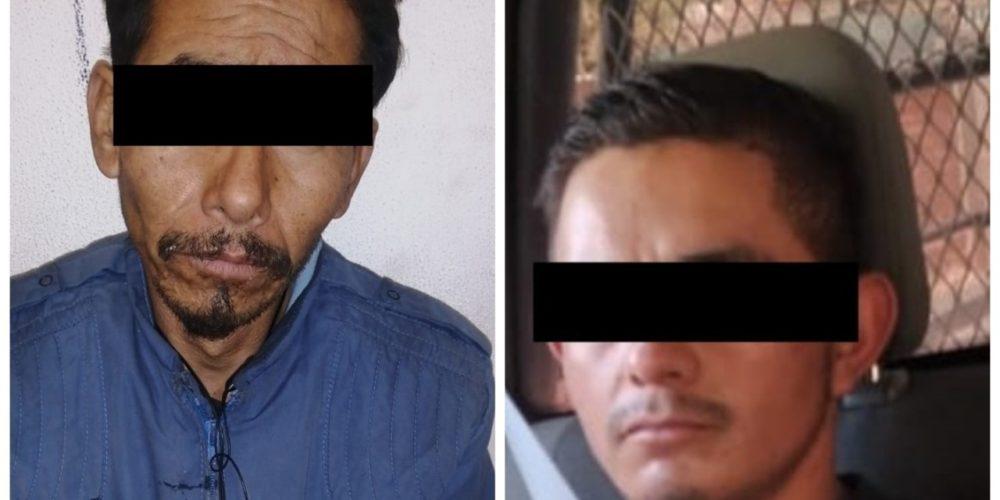 Alberto y Ricardo tenían cuentas pendientes con la justicia