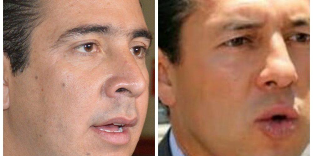 """Báez a Granados: """"Que se preocupe por MC donde aún tiene muchos priistas para cobijar"""""""