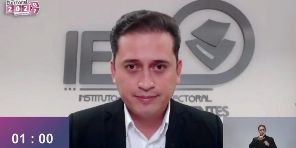 Se cancela debate entre candidatos a la presidencia municipal de Tepezalá