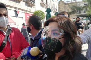 Morena quiere convertirnos en una dictadura: Landín