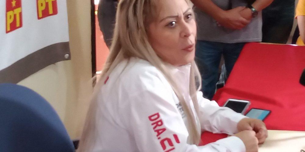 Denuncia candidata del PT a seguidora del PAN por intimidación