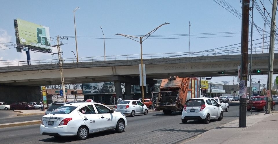 Advierten Ingenieros Civiles de falta de mantenimiento en puentes de Aguascalientes