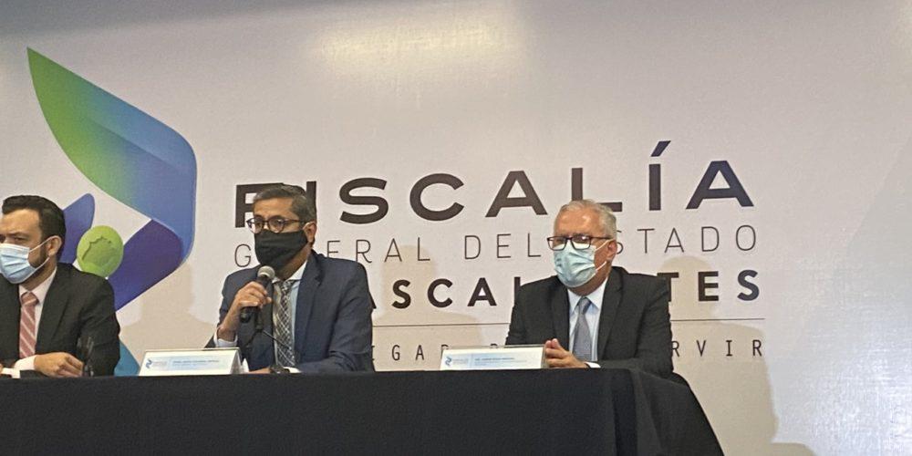 Admite Fiscal Ortega un incremento en feminicidios
