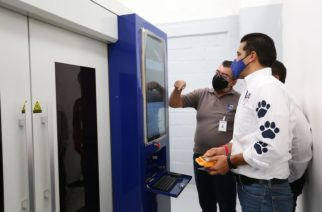 Leo Montañez impulsará el empleo en Aguascalientes