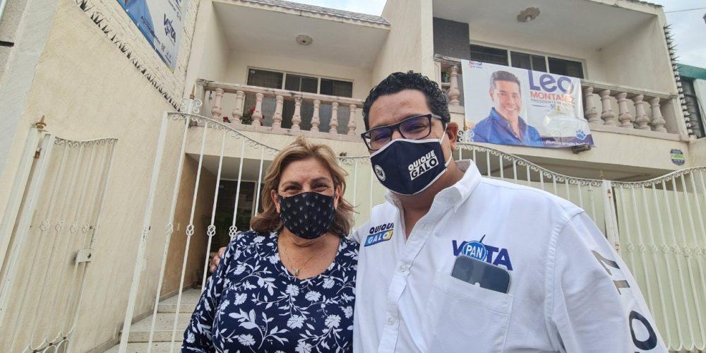 Quique Galo legislará en favor de las madres de Aguascalientes