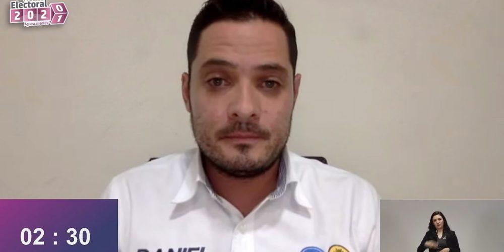 Daniel Romo, el mejor preparado para gobernar Calvillo