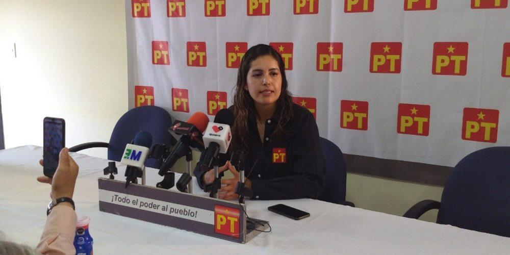 Gali Moreno trabajará por las familias de Pabellón de Arteaga