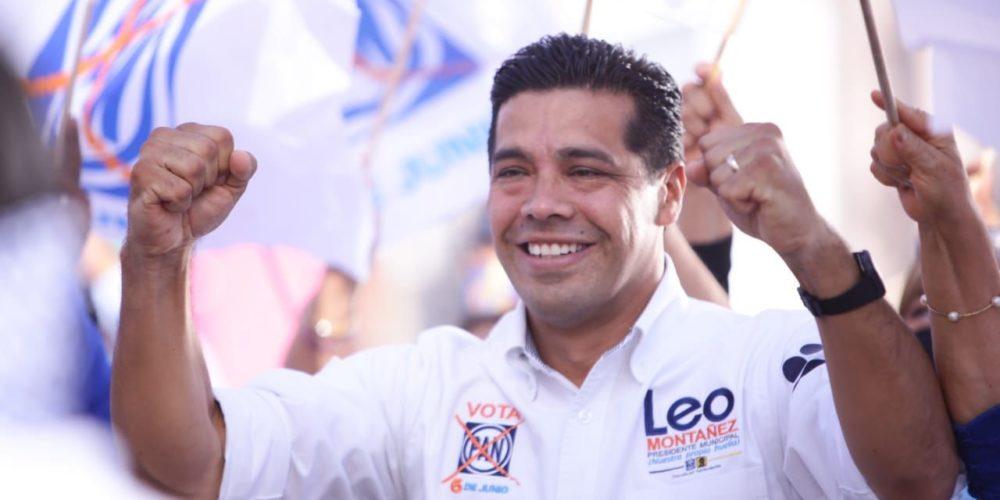 Leo Montañez se consolida como la mejor opción para Aguascalientes