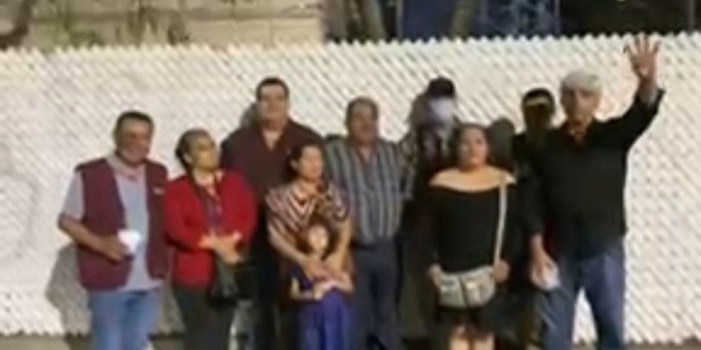 Entregan edificio de la sede de Morena en Aguascalientes