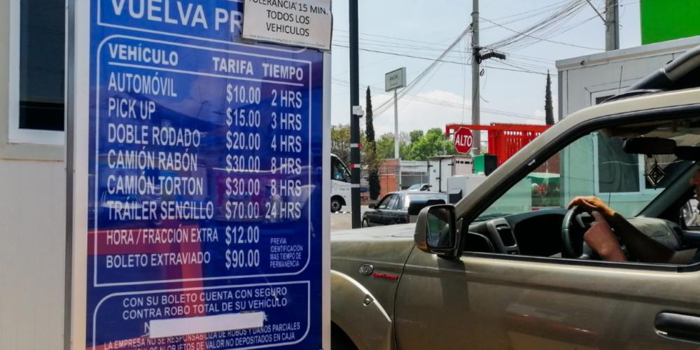 70% del Agropecuario en riesgo de quiebra por cobro del estacionamiento: Torres