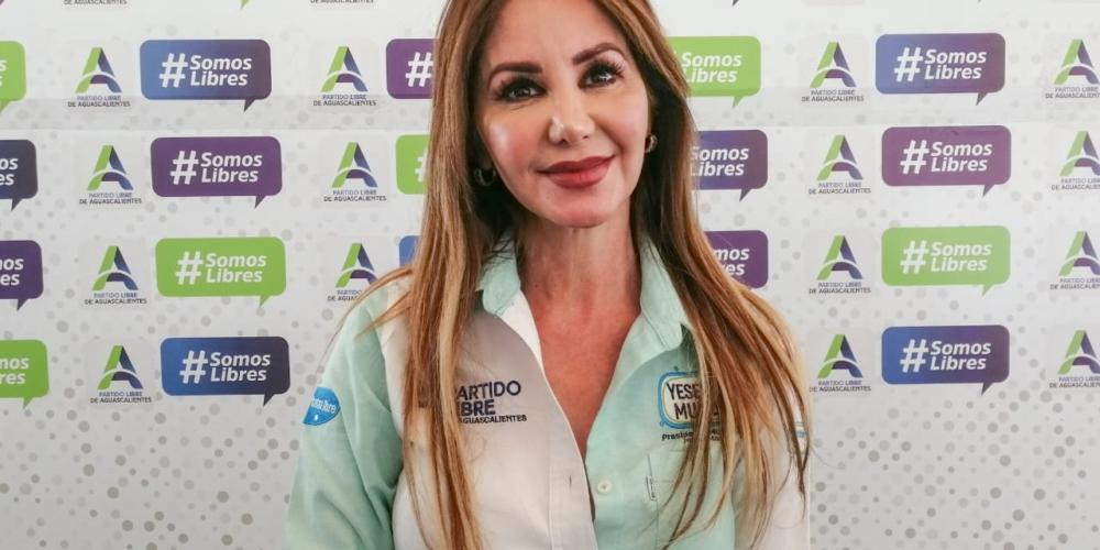 Pide Yesenia Muñoz campañas limpias en Jesús María