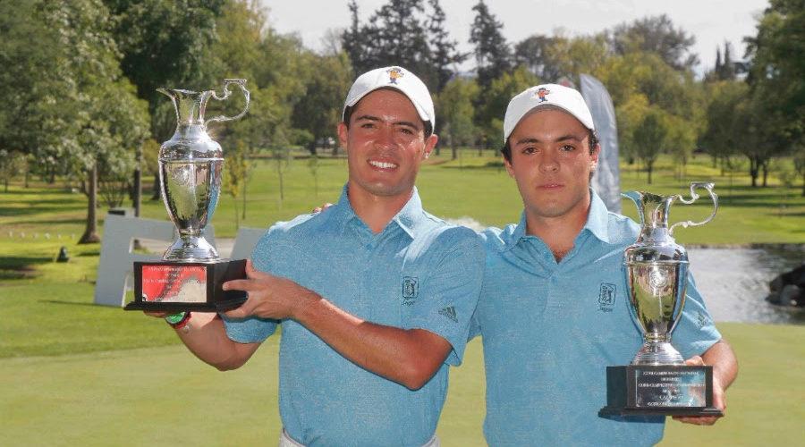Diego y Eduardo González ganan el XXVII Campeonato Nacional de Golf de Parejas