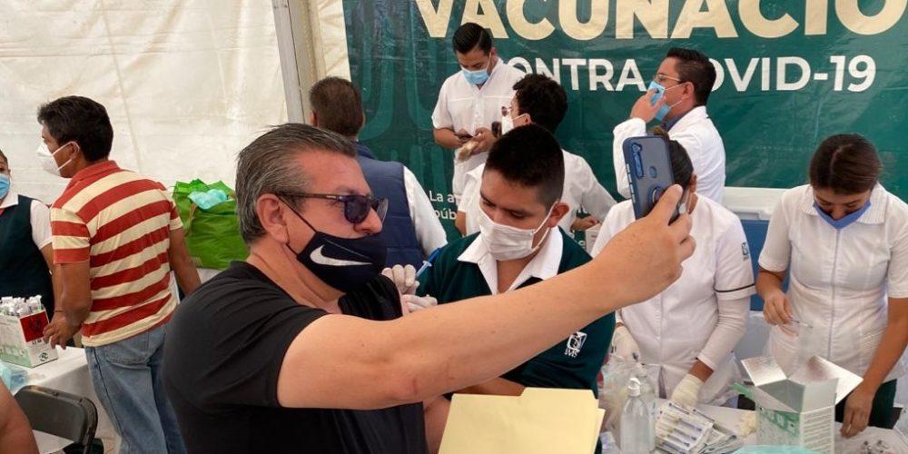 Sin fecha aún para próxima jornada de vacunación anti covid en Aguascalientes