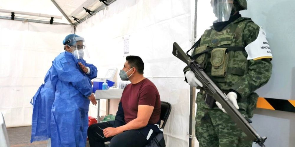 Se registró balacera cerca de centro de vacunación Covid en Fresnillo, Zacatecas