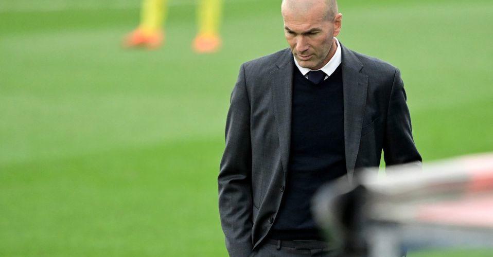 Zinedine Zidane no sería más el director técnico el Real Madrid