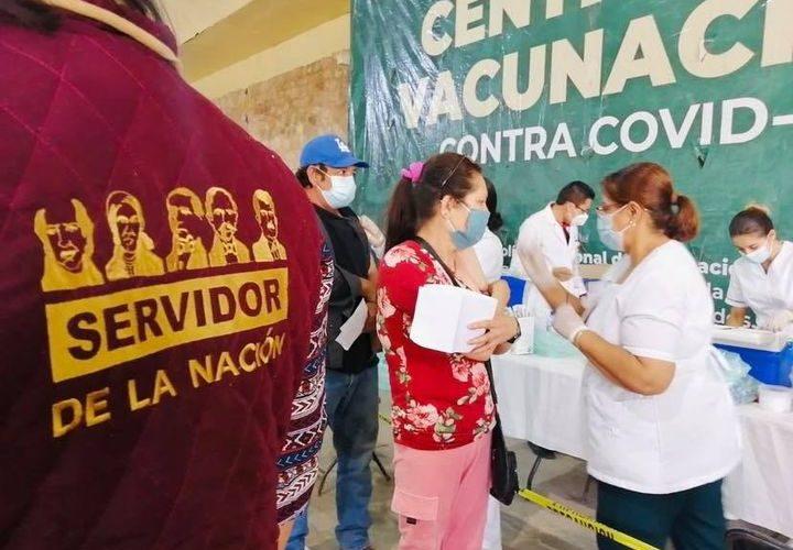 Anuncian 2a dosis en la capital para mayores de 50 años y embarazadas