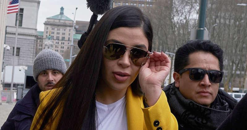 Emma Coronel se declararía culpable de ayudar a operar el imperio del Chapo