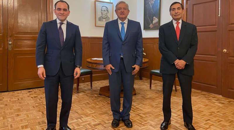 AMLO anuncia nuevo titular para Hacienda