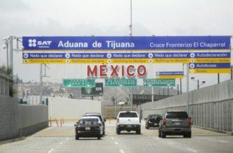 Amplían cierre en la frontera entre México y Estados Unidos