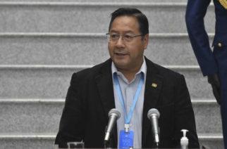 Presidente de Bolivia confirmó el envío de vacunas anticovid de México