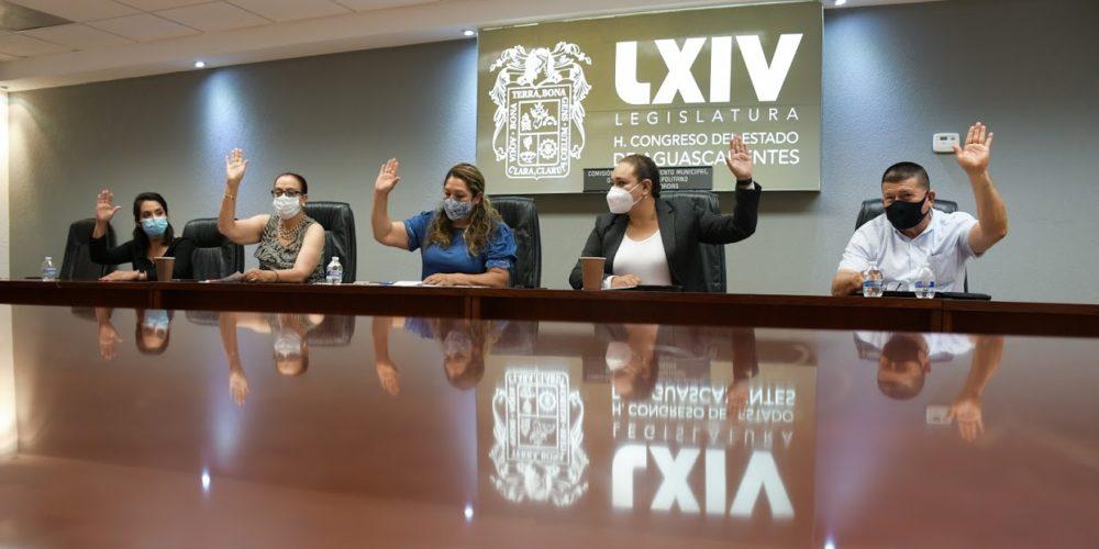Diputados fortalecerán la Constitución Política de Aguascalientes