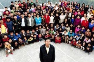 Muere el hombre con la familia más grande del mundo: 38 esposas, 89 hijos y 36 nietos