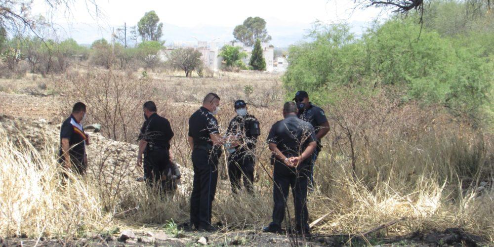Encuentran cuerpo sin vida amordazado y con disparos en la cabeza en Aguascalientes