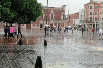 Junio será de los meses más lluviosos para Aguascalientes