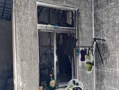 Sofocan incendio en domicilio de Vistas de Oriente