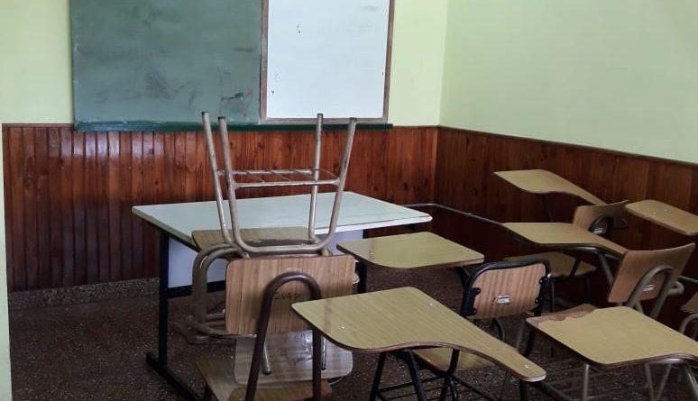Persiste desorden en la 2a jornada de regreso a clases presencial