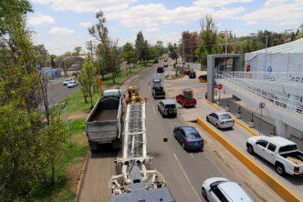 Más de 12 mdp invertirá municipio en obras de rehabilitación vial al oriente