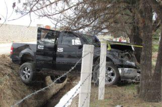 Mueren 2 hombres en choque contra árbol en Betulia, Jalisco