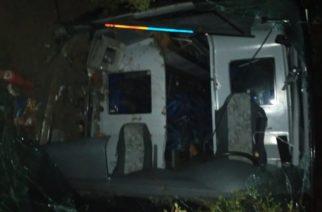 Lista de pasajeros de Aguascalientes del camión que cayó a barranco en Jalostotitlán