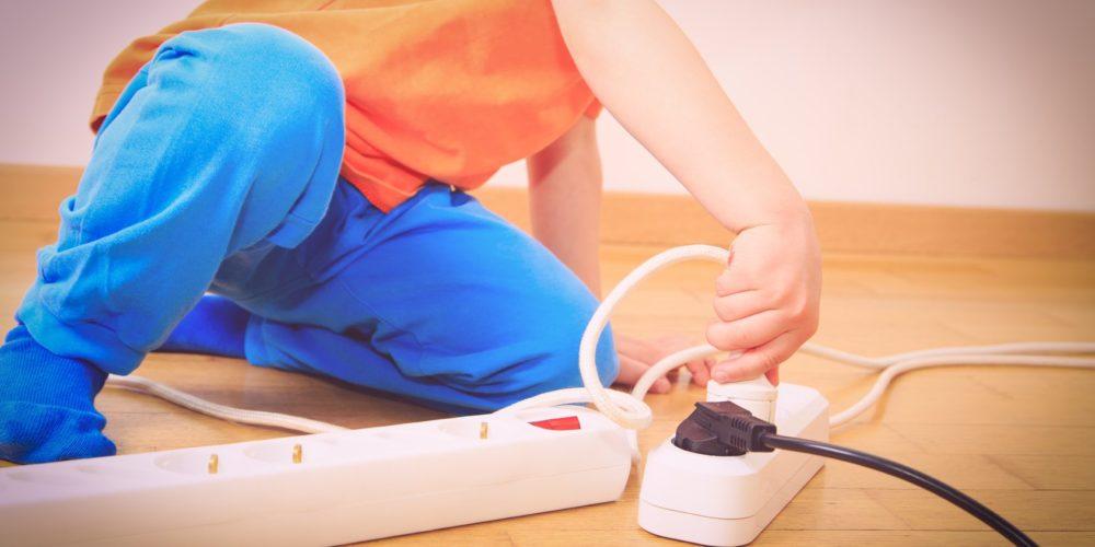 Disminuyen accidentes en el hogar originados por la presencia de menores