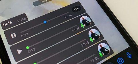 WhatsApp desarrolla función que te permitirá escuchar tus audios antes de enviarlos