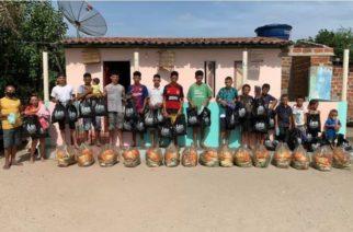 Hombre bautizó a sus 14 hijos con nombres de jugadores de fútbol