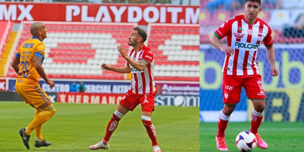 González y Guzmán son bajas en Necaxa