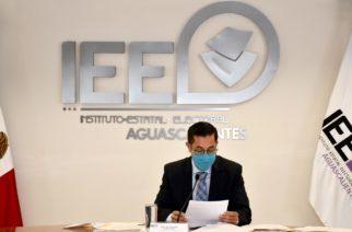 IEE: Concluyen cómputos de la elección del 6 de junio