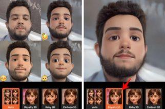 Con esta app puedes convertir tus fotografías en una caricatura