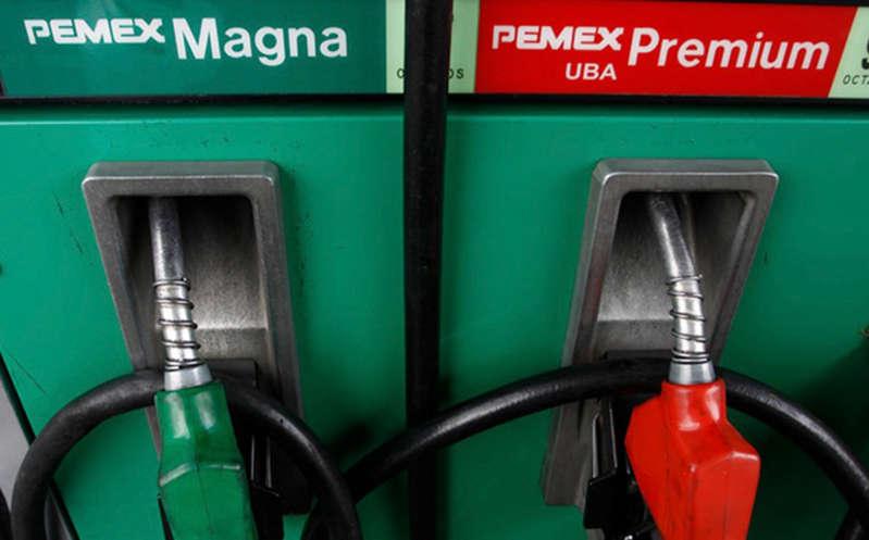 Hasta en 25 pesos el litro de gasolina Premium en México