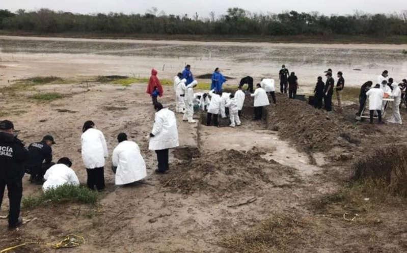 Detectan 9 campos de exterminio usados por cárteles