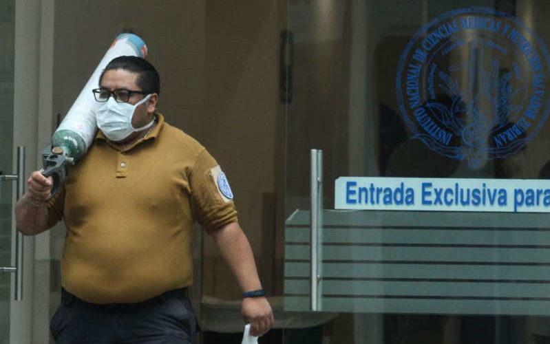 México registró en las últimas 24 horas casi 14 mil contagios por COVID-19